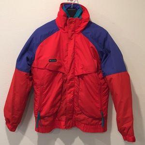 Vintage Columbia 3 in 1 powder keg jacket